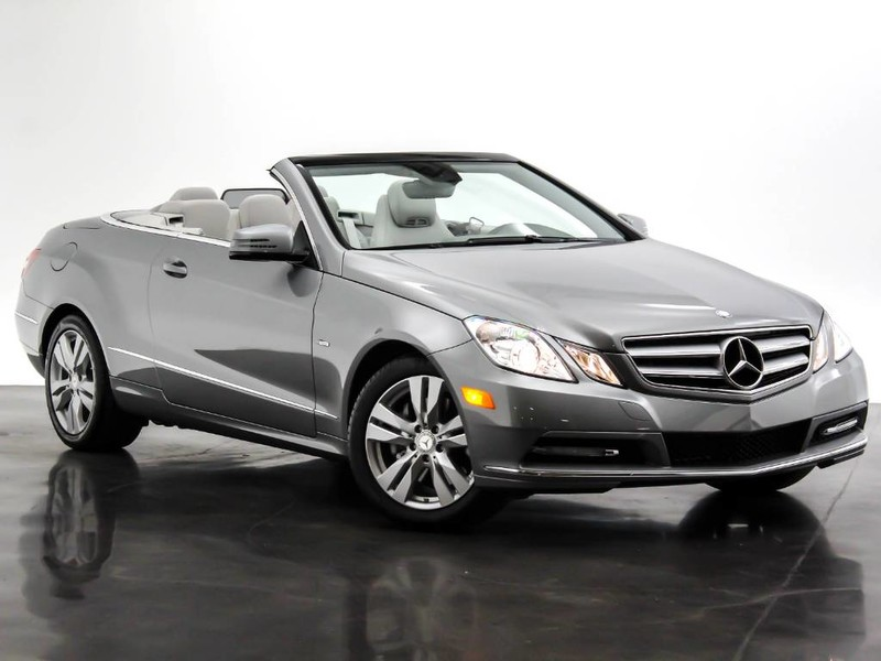 Pre Owned 2017 Mercedes Benz E Cl 350