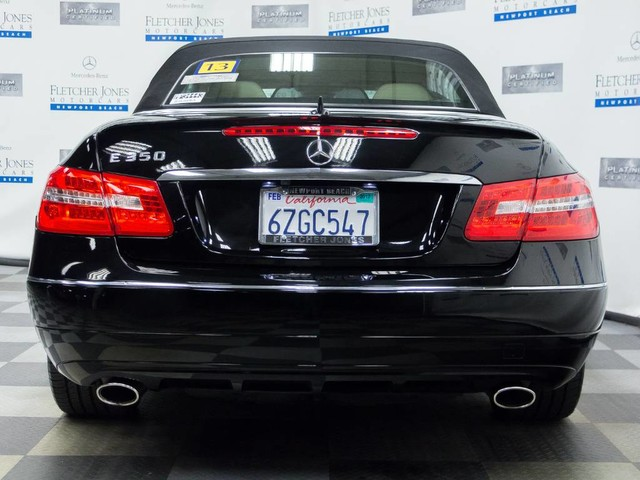 Certified Pre-Owned 2013 Mercedes-Benz E-Class E350