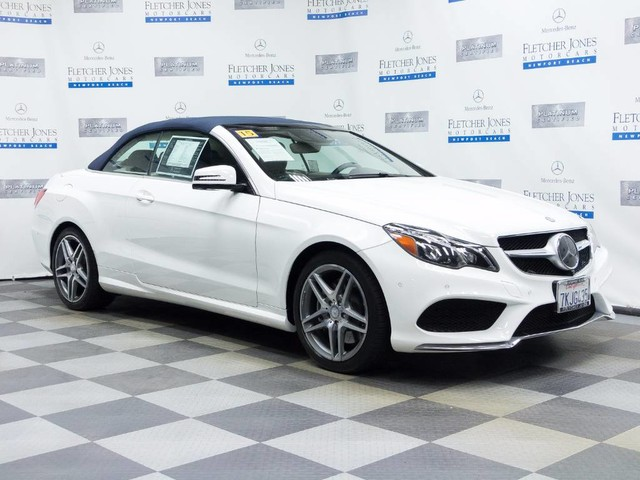 Certified Pre-Owned 2015 Mercedes-Benz E-Class E550