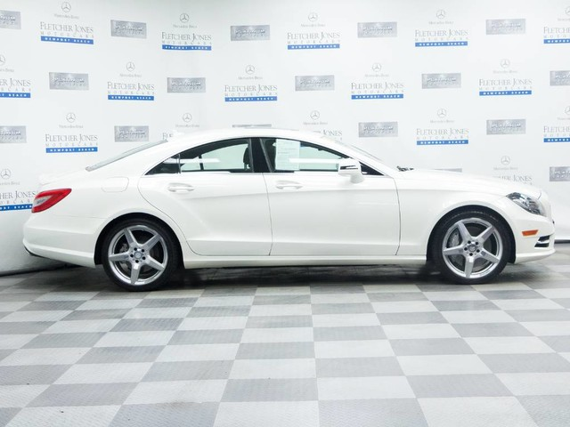 Certified Pre-Owned 2014 Mercedes-Benz CLS CLS550