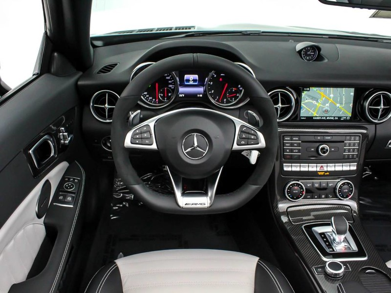 New 2019 Mercedes-Benz SLC AMG® SLC 43