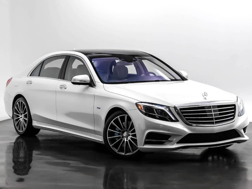 Pre-Owned 2017 Mercedes-Benz S-Class S 550e Plug-In Hybrid