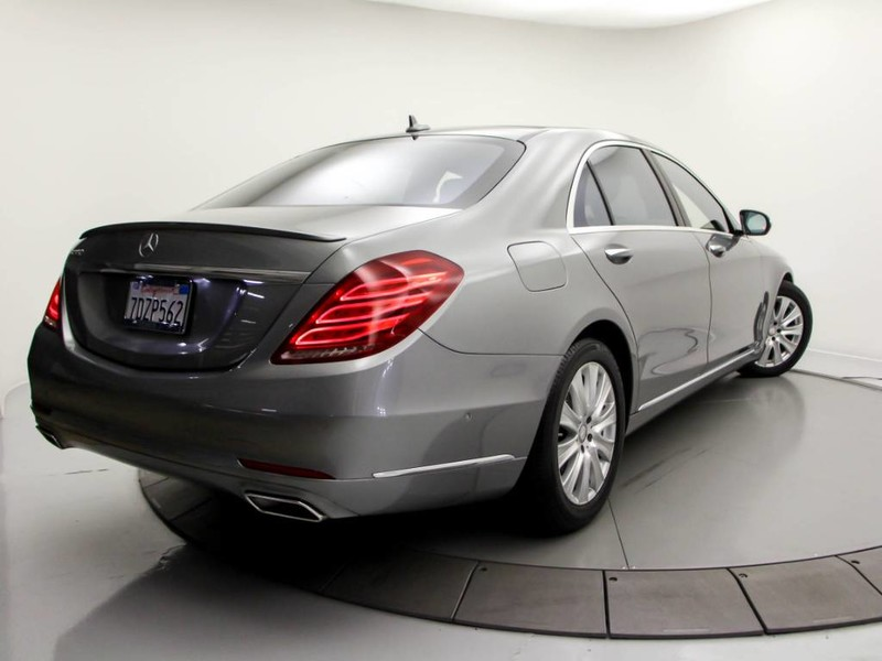 Certified Pre-Owned 2014 Mercedes-Benz S-Class S 550
