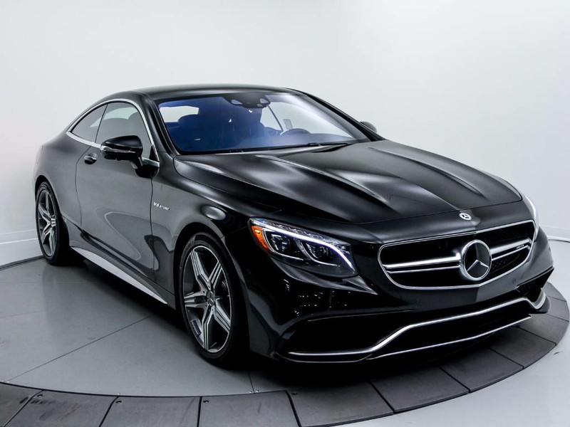 Sonax Amg Mercedes Clrp Lmp1: Pre-Owned 2017 Mercedes-Benz S-Class AMG® S 63 Coupe In