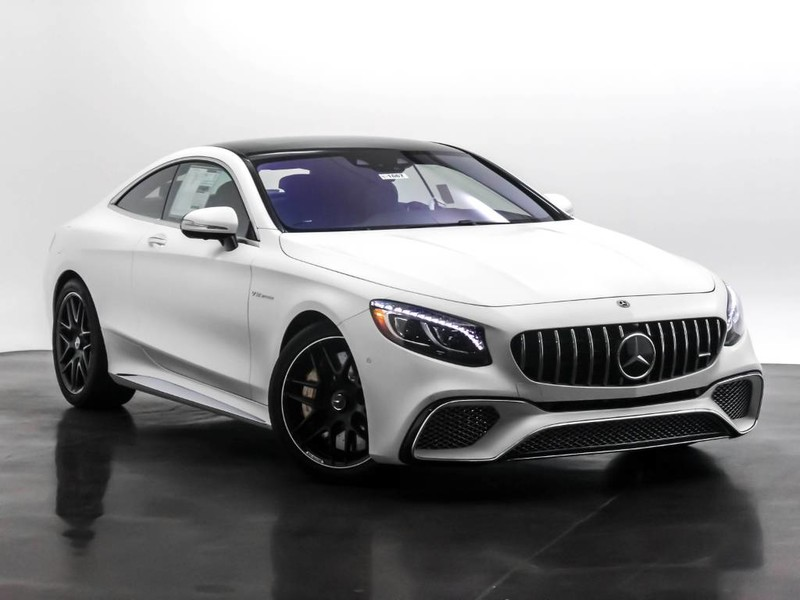 New 2019 Mercedes Benz S Class Amg S 65 Coupe In Newport Beach