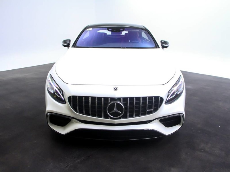 New 2019 Mercedes Benz S Class Amg S 63 Coupe In Newport Beach