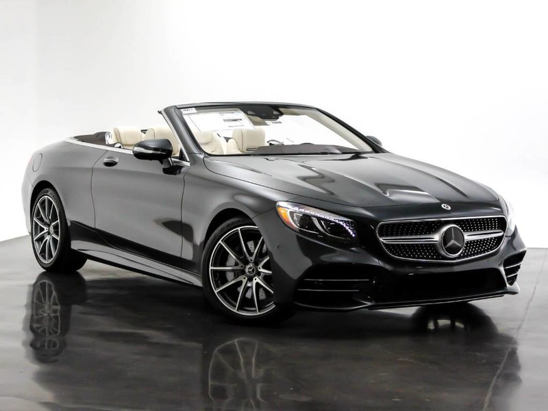 New 2019 Mercedes Benz S Cl 560