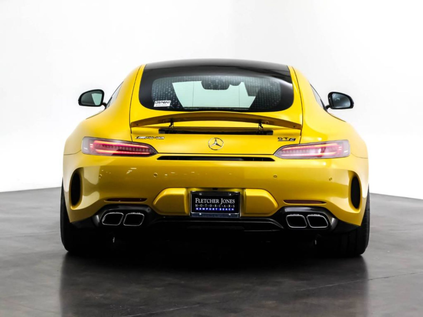 New 2020 Mercedes-Benz AMG® GT AMG® GT C
