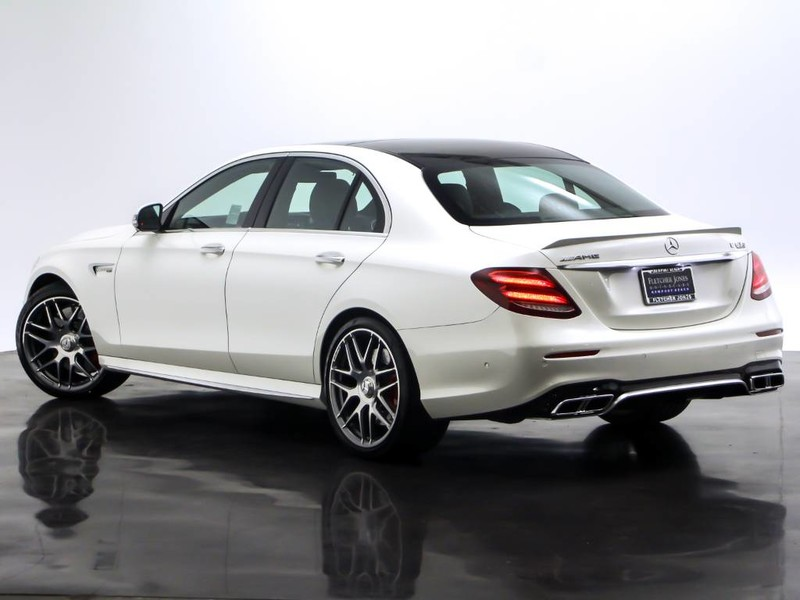Certified Pre-Owned 2018 Mercedes-Benz E-Class AMG® E 63 S