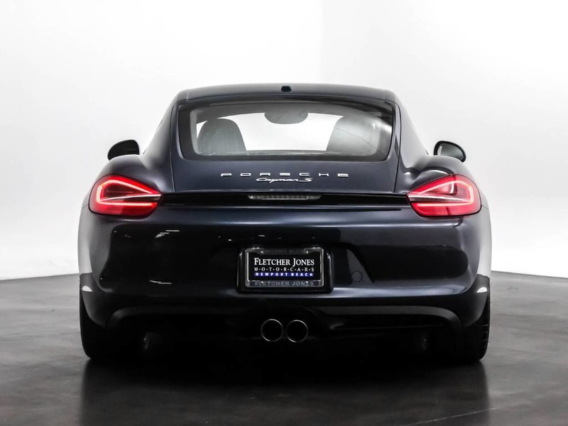 Pre-Owned 2014 Porsche Cayman S