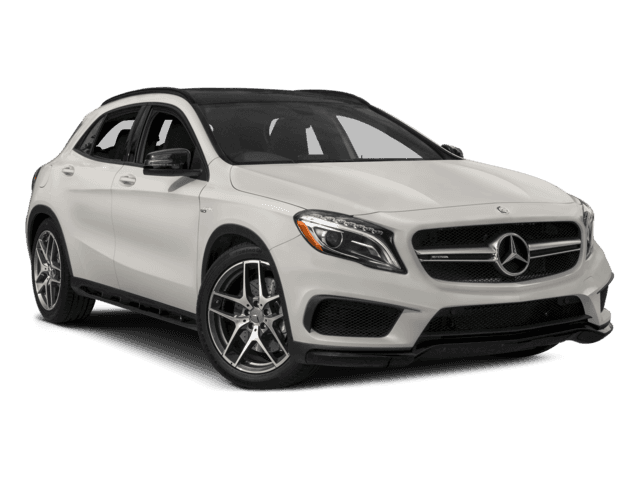 New Mercedes-Benz GLA GLA45 AMG