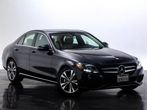 Pre-Owned 2018 Mercedes-Benz C-Class