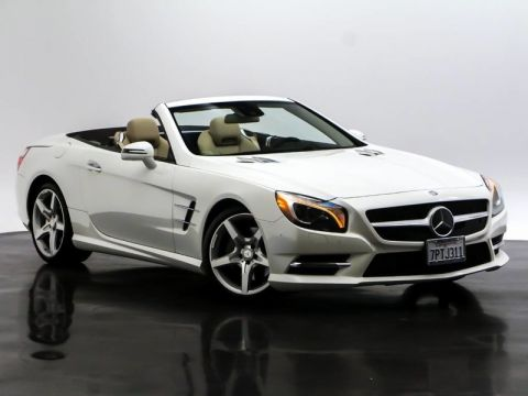 Certified Pre-Owned 2016 Mercedes-Benz SL-Class SL 400