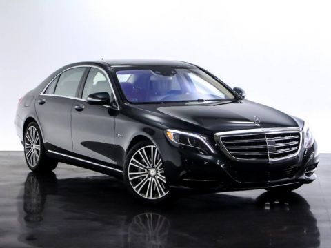 Certified Pre-Owned 2015 Mercedes-Benz S-Class S 600