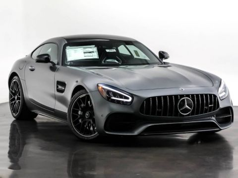 New 2020 Mercedes-Benz AMG® GT AMG® GT